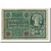Banknote, Germany, 50 Mark, 1920-07-23, KM:68, VF(20-25)