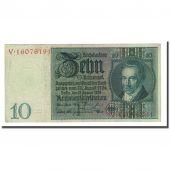 Billet, Allemagne, 10 Reichsmark, 1929-01-22, KM:180a, TTB+