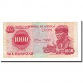 Billet, Angola, 1000 Kwanzas, 1979-08-14, KM:117a, TTB+
