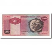 Banknote, Angola, 500 Kwanzas, 1987-11-11, KM:120b, AU(50-53)