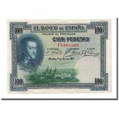 Billet, Espagne, 100 Pesetas, 1925-07-01, KM:69c, SUP