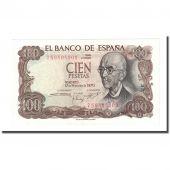 Banknote, Spain, 100 Pesetas, 1970-11-17, KM:152a, UNC(65-70)