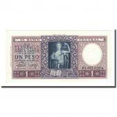 Banknote, Argentina, 1 Peso, Undated (1952-55), KM:260a, UNC(65-70)