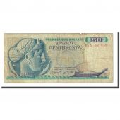 Banknote, Greece, 50 Drachmai, 1964-10-01, KM:195a, F(12-15)