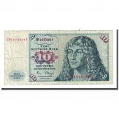 Banknote, GERMANY - FEDERAL REPUBLIC, 10 Deutsche Mark, 1980-01-02, KM:31d