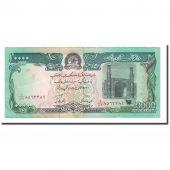 Banknote, Afghanistan, 10,000 Afghanis, 1993, KM:63b, VF(20-25)