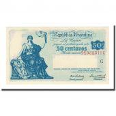 Billet, Argentine, 50 Centavos, Undated (1942-48), KM:250a, NEUF