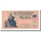 Banknote, Argentina, 1 Peso, L.1947, KM:257, EF(40-45)
