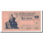 Banknote, Argentina, 1 Peso, L.1947, KM:257, UNC(65-70)