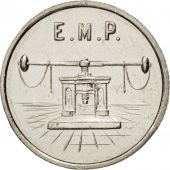 France, 10 Francs Jimenez, Essai, 1986, SUP, Nickel, Gadoury:822