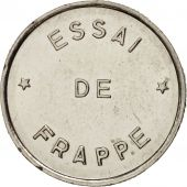 France, 10 Francs Jimenez, 1986, Essai, SUP, Nickel, Gadoury:822avar