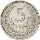 Uruguay, 5 Centesimos, 1953, TTB, Copper-nickel, KM:34