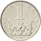 République Tchèque, Koruna, 1995, TTB, Nickel plated steel, KM:7