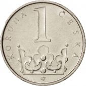 République Tchèque, Koruna, 2002, TTB+, Nickel plated steel, KM:7
