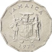 Jamaica, Elizabeth II, Cent, 1975, British Royal Mint, SUP, Aluminium, KM:64
