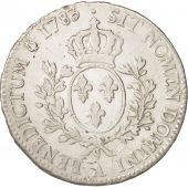 France, Louis XVI, Écu aux branches dolivier, 1783, Paris, EF(40-45), KM 564.1