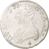 France, Louis XVI, Écu aux branches dolivier, 1784, Paris, EF(40-45), KM 564.1