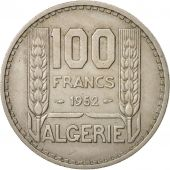 Monnaie, Algeria, 100 Francs, 1952, Paris, TTB, Copper-nickel, KM:93