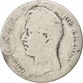France, Charles X, Franc, 1828, Lille, B, Argent, KM:724.13, Gadoury:450