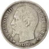 Coin, France, Napoleon III, Napoléon III, 50 Centimes, 1858, Paris, VF(30-35)