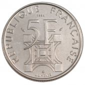 Vth Republic, 5 Francs centenary of Eiffel Tower Essai