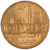 Vth Republic, 10 Francs Mathieu