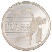 Vth Republic, 100 Francs JO of Albertville 1992,