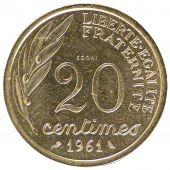 V th Republic, 20 Centimes Essai