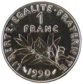 V Th Republic,1 Franc Semeuse