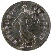 V Th Republic,2 Francs Semeuse