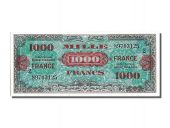 1000 Francs type Verso France