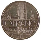 V Th Republic, 10 Francs Mathieu