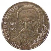 V Th Republic, 10 Francs Victor Hugo Essai