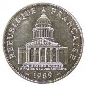 V Th Republic, 100 Francs Panthéon