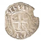 CHARTRES, Charles of Valois, Silver Obolus