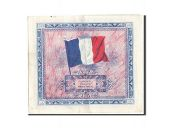 France, 2 Francs, 1944 Flag/France, 1944, 1944, KM:114b, TTB, Fayette:VF16.2