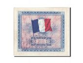 France, 2 Francs, 1944 Flag/France, 1944, KM:114b, 1944, AU(55-58), Fayette:V...