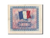 France, 2 Francs, 1944 Flag/France, 1944, 1944, KM:114b, TTB+, Fayette:VF16.2