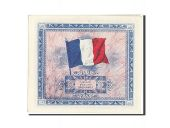 France, 2 Francs, 1944 Flag/France, 1944, KM:114a, 1944, UNC(65-70), Fayette:...