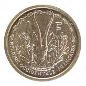 French Occidental Africa, 1 Franc