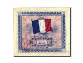 France, 2 Francs, 1944 Flag/France, 1944, 1944, KM:114a, TTB+, Fayette:VF16.1