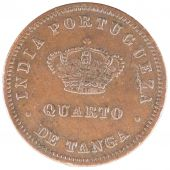 Louis Ier, Indes Portugaises, ¼ Tanga