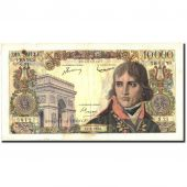 France, 10,000 Francs, 10 000 F 1955-1958 Bonaparte, 1956, 1956-06-07