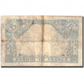 France, 5 Francs, 5 F 1912-1917 Bleu, 1915, 1915-10-02, KM:70, TB
