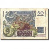 France, 50 Francs, 50 F 1946-1951 Le Verrier, 1946, 1946-03-28, KM:127a