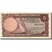 EAST AFRICA, 5 Shillings, Undated (1964), KM:45, TB