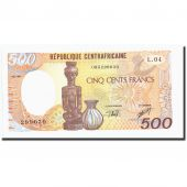 Central African Republic, 500 Francs, 1991, KM:14d, 1991-01-01, UNC(65-70)