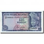 Malaysie, 1 Ringgit, undated (1967-72), KM:1a, SUP