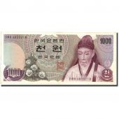 South Korea, 1000 Won, Undated (1975), KM:44, AU(55-58)