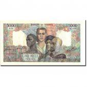 France, 5000 Francs, 5 000 F 1942-1947 Empire Français, 1946, 1946-02-07